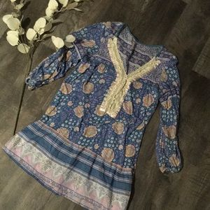 🐦 Free People Vintage Dress S